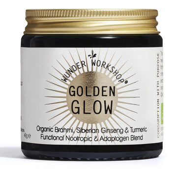 Wunder Workshop Golden Glow - Flawless Focus (40g)