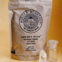 Wunder Workshop Golden Mylk® Classic Turmeric Latte - Barista Bag (500g)