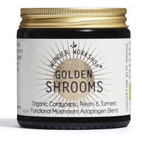Wunder Workshop Golden Shrooms - Energy & Immune Magic (40g)