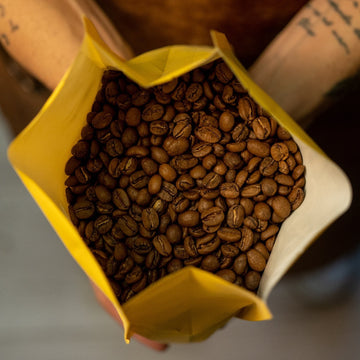 Nordic Roasting Co Brazil Fazenda S Ta Cecilia Natural Coffee
