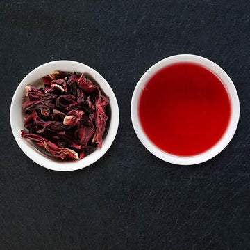 Good & Proper Tea Hibiscus Loose Leaf Herbal Tea