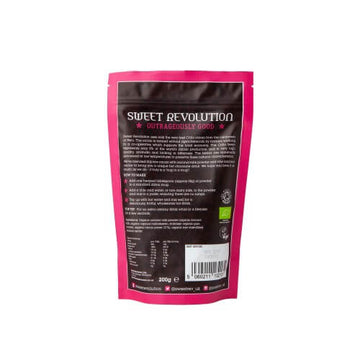 Sweet Revolution Organic Instant Hot Chocolate with Raw Cacao