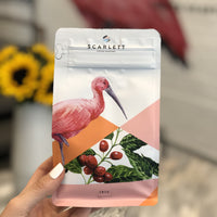 Scarlett Coffee Brazil Sitio Gamelao Natural Coffee