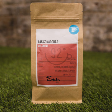 92 Degrees Las Soñadoras Coffee (Limited Stock)