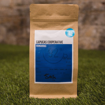 92 Degrees Capucas Cooperative Coffee (Limited Stock)