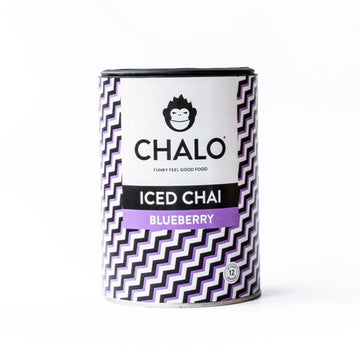 CHALO Blueberry Iced Chai