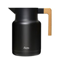 Rivers Black Double Walled Stainless Steel Jug (1.3L)