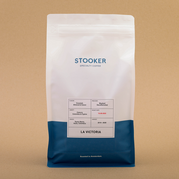 Stooker Colombia La Victoria Decaf Coffee