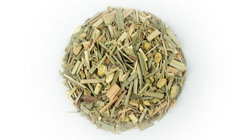 PekoeTea Edinburgh Lemongrass and Ginger Herbal Tea