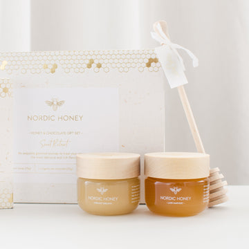 Nordic Honey Chocolate & Honey Organic Nordic Honey Sweet Retreat Gift Set