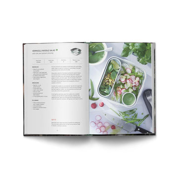 Black + Blum Lets Do Lunch Recipe Book