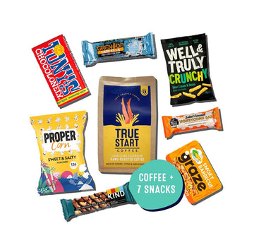 TrueStart TrueStart Coffee & Treats Box