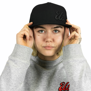 Ue Ue Snapback 3D Embroided Hat