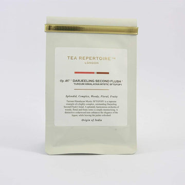 Tea Repertoire Turzum Himalayan Mystic Loose Leaf Black Tea