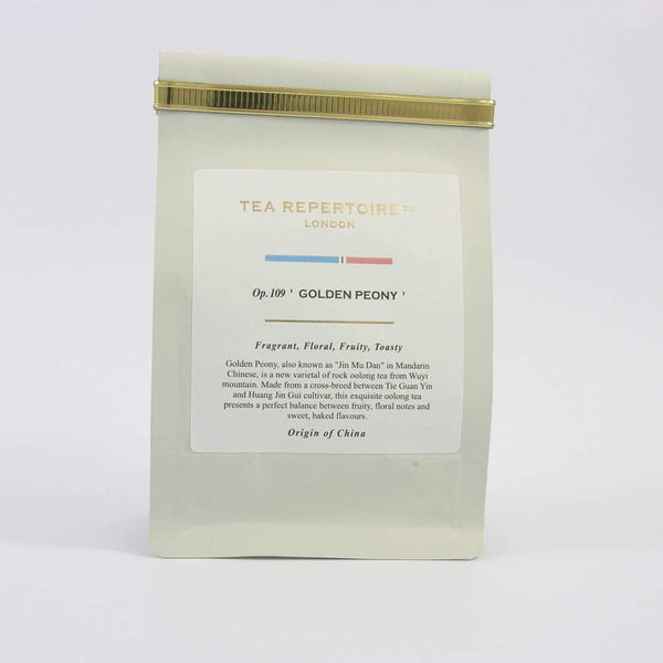 Tea Repertoire Golden Peony Loose Leaf Oolong Tea