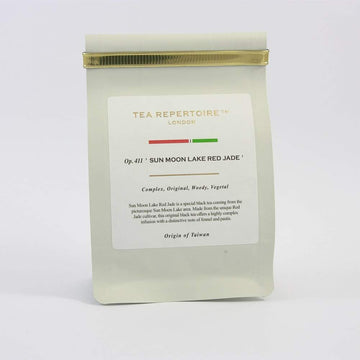 Tea Repertoire Sun Moon Lake Red Jade Loose Leaf Black Tea