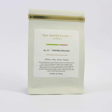 Tea Repertoire Tai Ping Hou Kui Loose Leaf Green Tea