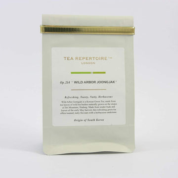 Tea Repertoire Wild Arbor Joongjak Loose Leaf Green Tea