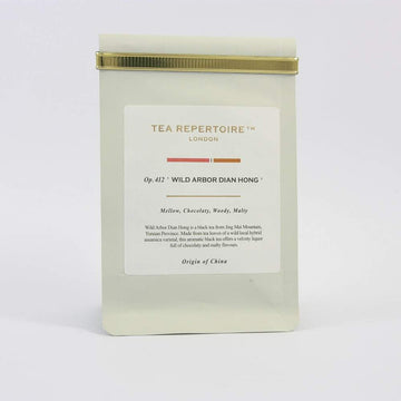 Tea Repertoire Wild Arbor Dian Hong Loose Leaf Black Tea