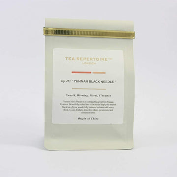 Tea Repertoire Yunnan Black Needle Loose Leaf Black Tea