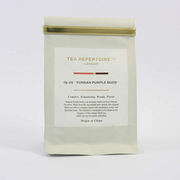 Tea Repertoire Yunnan Purple Buds Loose Leaf Black Tea