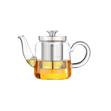 Tea Repertoire 500ml Glass Teapot