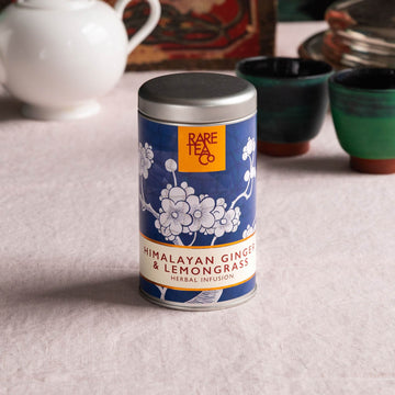 Rare Tea Co Himalayan Ginger & Lemongrass Loose Leaf Herbal Tea