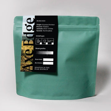 Seamoor Washed Burundi Axe Edge Coffee (Special Edition)