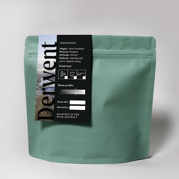 Seamoor Derwent Washed Indonesian Coffee