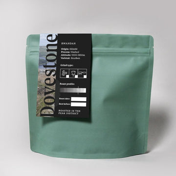 Seamoor Washed Rwandan Dovestone Coffee