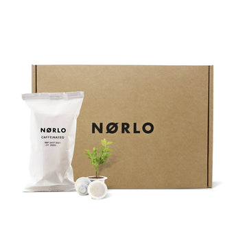 NORLO Light Roast Compostable Capsule Coffee Refill (30x)
