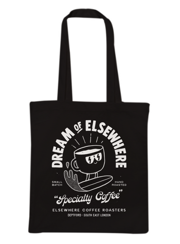Elsewhere Elsewhere Graphic Tote Bag