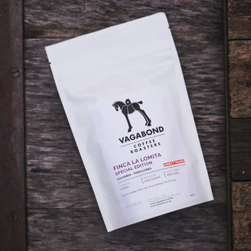 Vagabond Direct Trade Colombia Finca La Lomita Coffee (Special Edition)