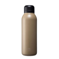 Rivers Tan Stem Double Walled Stainless Steel Vacuum Flask (500ml)