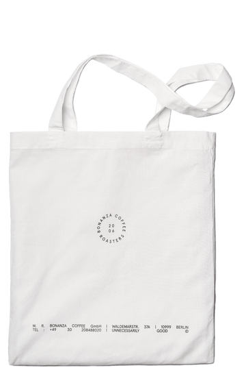 Bonanza Bonanza Cotton Tote Bag