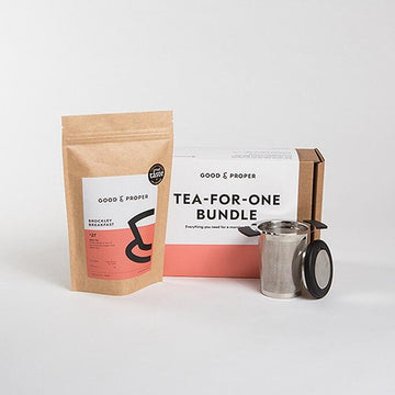 Good & Proper Tea Good & Proper Tea-For-One Bundle