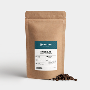 Quantum Bae Teigr (Tiger Bay) Signature Blend Coffee