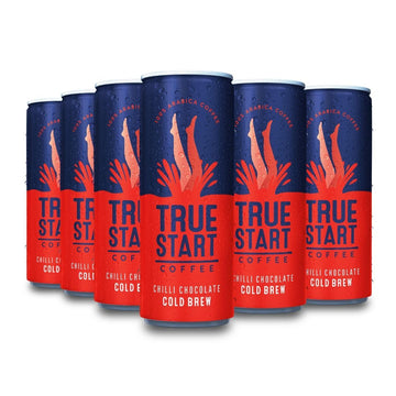 TrueStart Chilli Chocolate Cold Brew