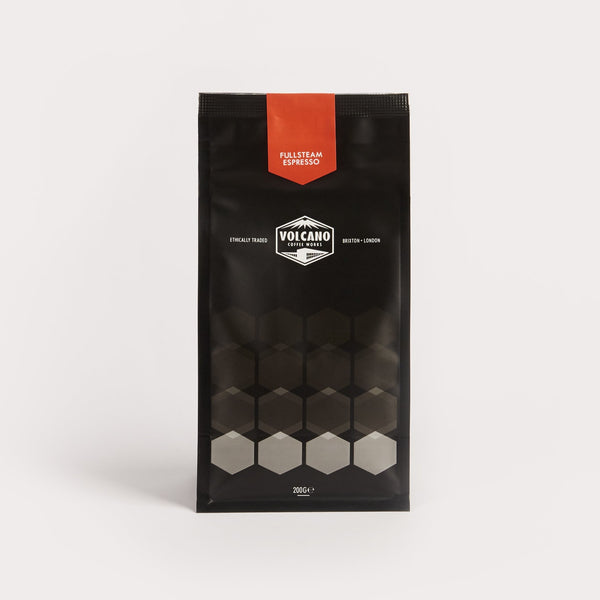 Volcano Coffee Works Colombian Fullsteam Blend Coffee