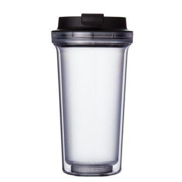 Rivers Clear Wallmug Bearl Reusable Coffee Travel Cup (Latte Size - 400ml)