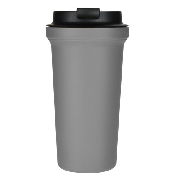 Rivers Grey Wallmug Bearl Reusable Travel Coffee Cup (Latte Size - 400ml)