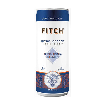 FITCH Brew Co FITCH Nitro Cold Brew Coffee (200ml)