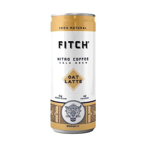 FITCH Brew Co FITCH Oat Latte Cold Brew Coffee (200ml)