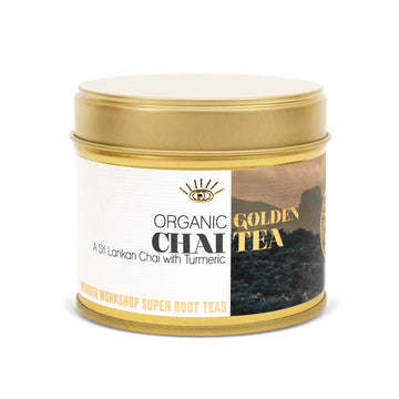 Wunder Workshop Golden Turmeric Chai - Authentic Awakening (70g)