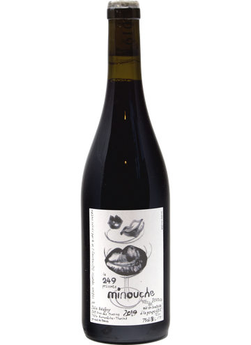 Julie Balagny Beaujolais-Villages 'Minouche'  2019 Wine