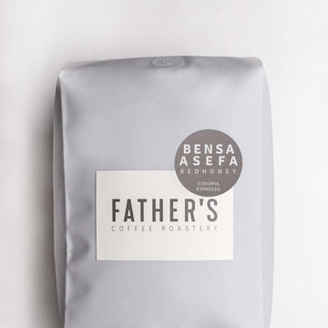 Fathers Ethiopia Bensa Asefa Red Honey Espresso Coffee
