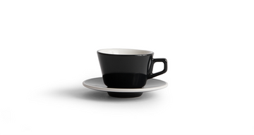 Created Co Angle Espresso Mug Set (Case of 6) (Black)