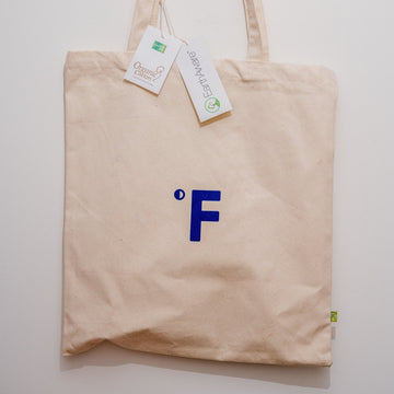 Fjord Fjord Canvas Tote Bag