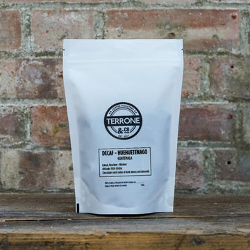Terrone & Co. Guatemala Decaf Coffee