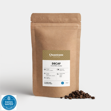 Quantum Colombia SW Decaf Coffee